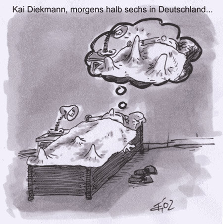 Kai Diekmann: Penis kaputt?