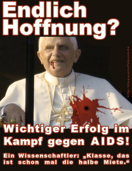 Endlich Hoffnung im Kampf gegen AIDS…