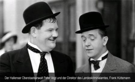 Vogt und Hüttemann, dumm und dümmer…