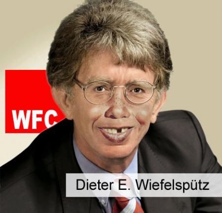 Coming Soon: Der Dieter E. Wiefelspütz-Fanclub!