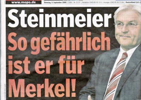 Wie gefährlich ist er für das Merkel?