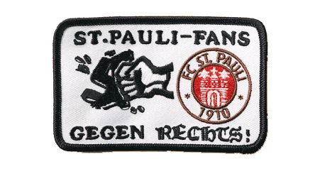 St. Pauli-Fans gegen rechts!