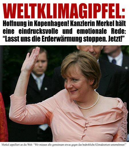 Auch Axel Schweiß setzt alle Hoffnungen in die deutsche Kanzlerin.