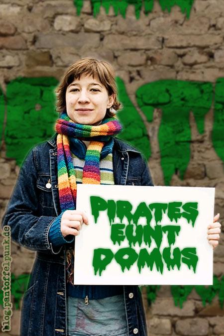 Pirates eunt domus!