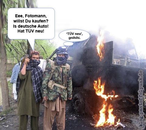 Occasion! Gebrauchtwagen aus Afghanistan