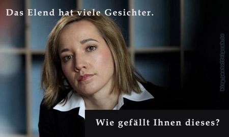 Eine Spende für Kristina Schröder
